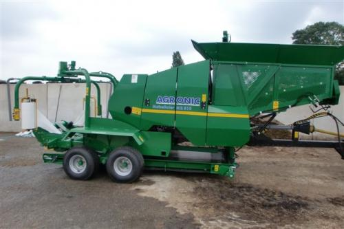 Agronic MR810 Midi Maisbalenpers